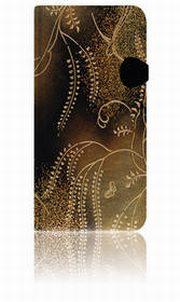 Paperblanks Notes Slim Shidare Lined 1406-5  90x180mm 176k, Japanese Lacquer