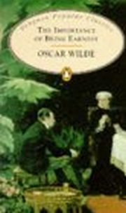 PPC The Importance of Being Earnest, Oscar Wilde