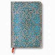 Paperblanks Notes 240 stron Maya Blue Mini linia 9781439725658,
