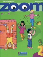 Zoom 2 Student`s Book z płytą CD / Zoom 2 Reader, Zanatta Theresa