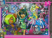 Puzzle 250 Monster High,