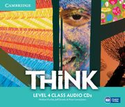 ksiazka tytuł: Think Level 4 Class Audio CDs (3) autor: Puchta Herbert, Stranks Jeff, Lewis-Jones Peter