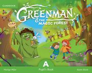 Greenman and the Magic Forest A Pupil's Book with Stickers and Pop-outs, Miller Marilyn, Elliott Karen