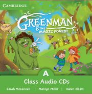 Greenman and the Magic Forest A Class Audio CDs (2), McConnell Sarah, Miller Marilyn, Elliott Karen