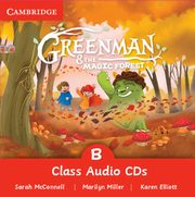 Greenman and the Magic Forest B Class Audio CDs (2), McConnell Sarah, Miller Marilyn, Elliott Karen