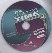 It's Grammar Time 3 Test CD-ROM,