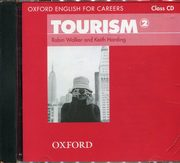 Oxford English for Careers Tourism 2 Class CD, Walker Robin, Harding Keith