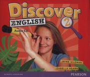 Discover English 2 Class CD,